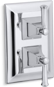 Kohler Memoirs® Stacked Valve Trim with Single Lever Handle KT10422-4S