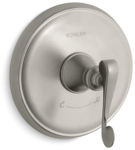 Kohler Revival® 6-3/8 in. Thermostatic Valve Trim with Single Lever Handle KT16175-4