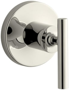 Kohler Purist® 3-7/8 in. Transfer Valve Trim with Single Lever Handle KT14491-4