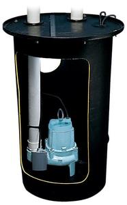 Little Giant Pump 80 gpm 4/10 hp 115V Sewage Pump L509078