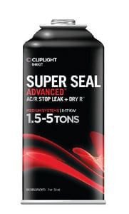 Cliplight Manufacturing Super Seal Advanced™ 1-1/2 - 5 Tons HVAC Sealant C944KIT