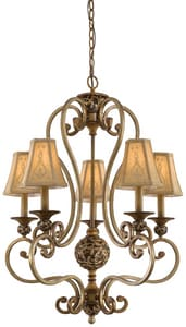 Minka Salon Grand™ 60 W 5-Light Candelabra M1555477