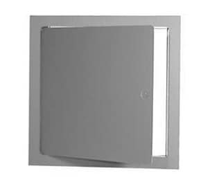 Elmdor/Stoneman 12 in. Per Case Saddle Drywall Access Door in Polished Chrome EDW1218CPSDL