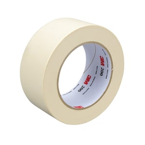 3M Tartan™ 55m x 48mm 200-Natural Paper Tape 3M04801153466