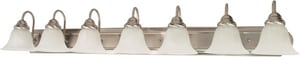 Nuvo Lighting Ballerina 7 Light 100W Vanity N6029