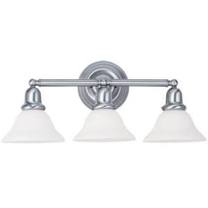 Seagull Lighting Sussex 13W 3-Light Vanity Light S49066BLE