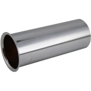 Keeney 1-1/2 x 4 in. Sink Tailpiece in Polished Chrome KEE140PC