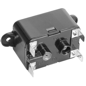 Motors & Armatures 2-19/50 in. 24 V Single Pole Double Thread Relay MAR90293