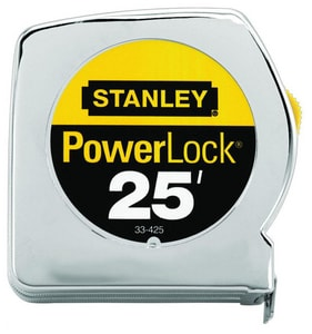 Stanley PowerLock® 1 in. Tape Rule S33425