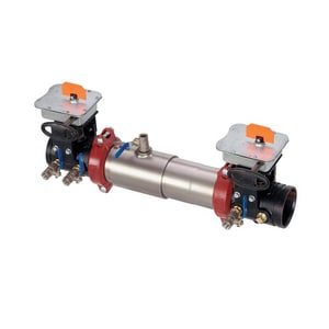 Ames Fire & Waterworks Colt™ Double Check Backflow Preventer with Butterfly Valve AC200BFG