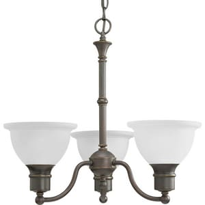 Progress Lighting Madison 100W 3-Light Medium E-26 Incandescent Chandelier PP4280