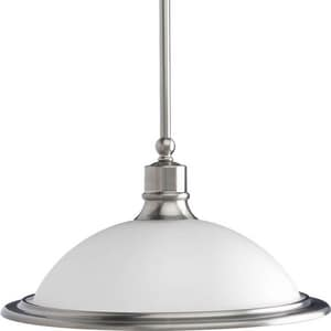Progress Lighting Madison 8-3/4 in. 150W 1-Light Pendant PP5079