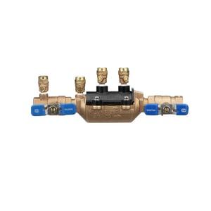 Wilkins Regulator Double Check Backflow Preventer Assembly W350