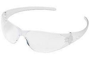 Crews Checkmate® Safety Glasses with Clear Lens CRECK100
