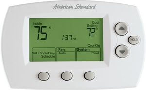 American Standard HVAC 2H/2C Programmable 5/2 Day Thermostat AACONT602AF22MA