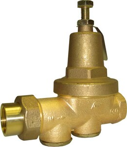 FNW Figure 1201 300 psi Brass Threaded Female Pressure Reducing Valve FNW1201