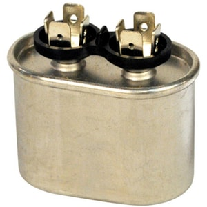 Motors & Armatures 10 mfd 440V Oval Run Capacitors MAR12932