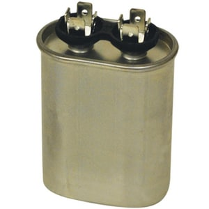 Motors & Armatures 55 mfd 440V Oval Run Capacitors MAR12950