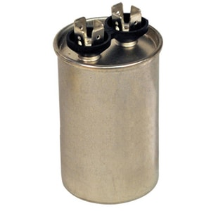 Motors & Armatures 370V Round Run Capacitor MAR12717