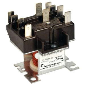 Motors & Armatures 208-240 V 2-Pole Double Thread Switch Relay Jard MAR92342