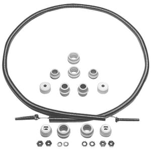 Motors & Armatures Replacement Coil Kit for MHS Series Gas Furnace Igniters MAR34602