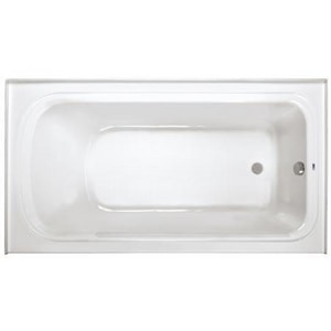 PROFLO® 19-3/4 x 66 x 36 in. Alcove Bathtub with Left Hand Drain PFS6636LSK