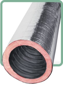 Flexible Technologies R6 Flexible Duct FMKER625