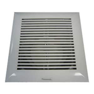 Panasonic 6 in. White Duct Inlet Grille PANFVNLF06G
