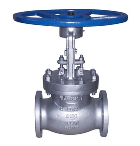 Velan Valve 300# Schedule S40 Carbon Steel Butt Weld Outside Stem and Yoke Gate Valve VB1064C02TY
