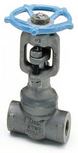 Velan Valve 800# Forged Steel Threaded Outside Stem and Yoke Gate Valve with Welded Bonnet VS2054W02TY