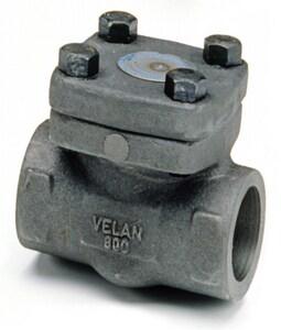Velan Valve 800 psi 800# Socket Weld Lift Check Valve VW2034B02TY