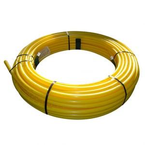 DriscoPlex®6500 100 ft. SDR 11 IPS MDPE Pressure Gas Pipe PEI11M100