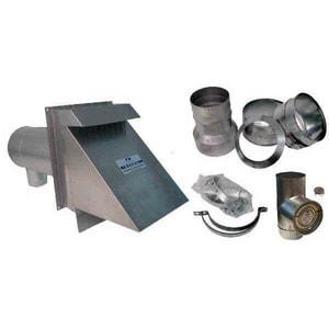 Weil Mclain Ultra Oil™ Vent Term Kit Weil-McLain FDVS-46 W386902010