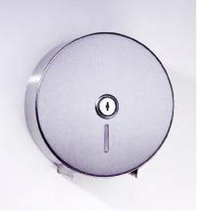 Bobrick Single Jumbo Roll Surface Tissue Dispenser in Stainless Steel BB2890