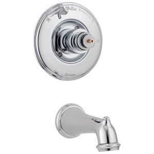 Delta Faucet Victorian® 7 gpm Pressure Balance Tub Trim (Less Handle) DT14155LHP