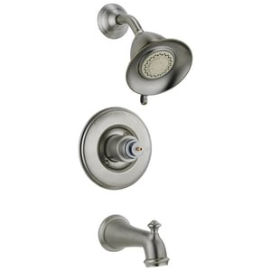 Delta Faucet Victorian® 2.5 gpm Tub and Shower Trim Kit with Single Lever Handle (Trim Only) DT14455LHP