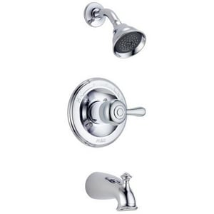 Delta Faucet Leland® Tub and Shower Trim (Trim Only) DT14478LHP