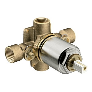 CFG Cornerstone™ Single-Handle Pressure Balancing Valve in Polished Chrome CFG45317