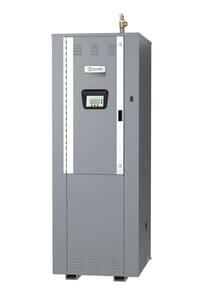 A.O. Smith Gold Xi™ 55-3/4 in. 50 gal. 18 kW 480 V 3-Phase Aluminum Simultaneously Wired Water Heater ADVE52221035000