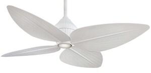 Minka Gauguin™ 52 x 14 in. 4-Blade Ceiling Fan MF581