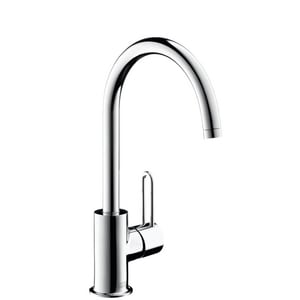 AXOR Uno 1-Hole Lavatory Faucet with Single Lever Handle AX38030
