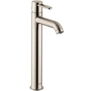 Axor Uno 1-Hole Tall Lavatory Faucet with Single Lever Handle AX38025
