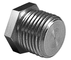Threaded Carbon Steel Hex Head Plug BSHP