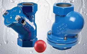 Danfoss Epoxy Cast Iron Coated Ball Check Valve F3235