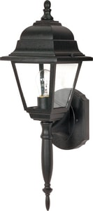 Nuvo Lighting Briton 60W 1-Light Medium Base Lantern N60542