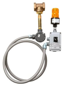 Haws Axion® 110 in. Emergency Alarm Light System H9001