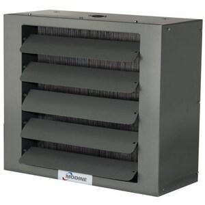 Modine Manufacturing 340MBH Top/Bottom Steam/Hot Water Horizontal Heater MHSB340S01