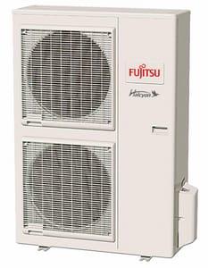 Fujitsu Halcyon™ HFI 3.5T Heat Pump Outdoor Condenser FAOU42RLX