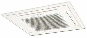Fujitsu Halcyon™ HFI Single-Zone Ceiling Mount Indoor Cassette Mini-Split Heat Pump FAUURCLX