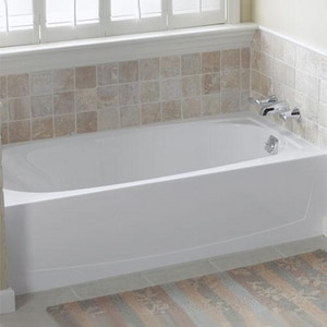 Sterling Performa™ 60 x 30 in. Right-Hand Bath Tub Only S71041120